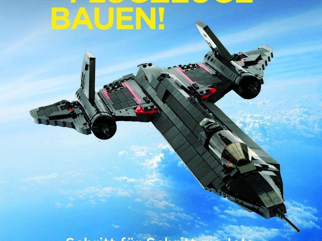 """""""Lego-Flugzeuge bauen"""" aus dem GeraMond Verlag"""