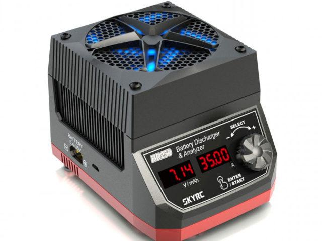 Entladegerät BD250 von Robitronic