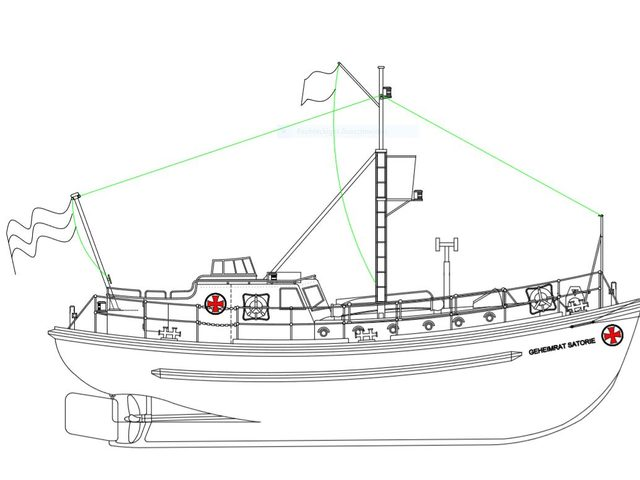 Rettungsboot GEHEIMRAT SARTORI III von Sievers