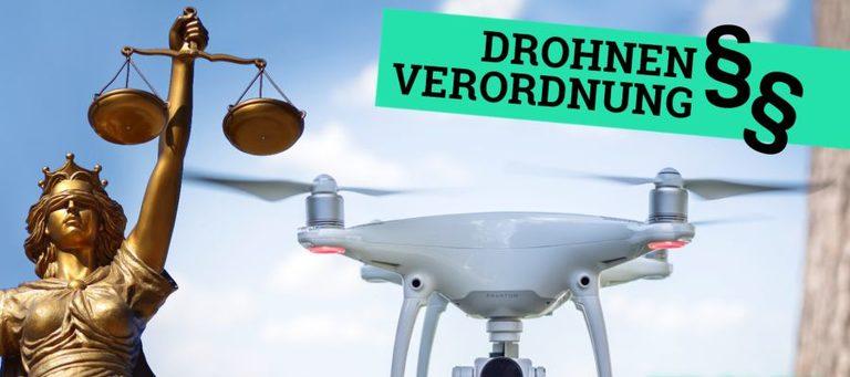 Video-Tipp: Die neue Drohnen-Verordnung – anschaulich erklärt