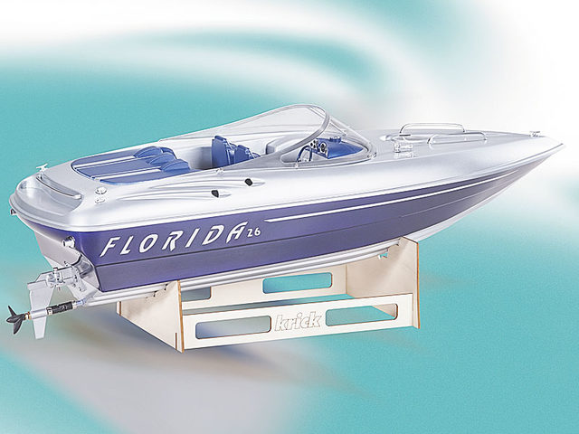 Motoryacht FLORIDA 26 von romarin by Krick