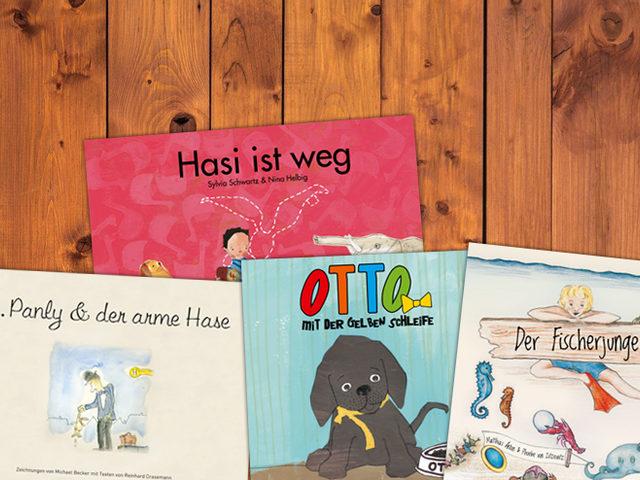 Kostenfreie Kinderbücher für alle