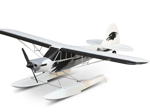 Piper PA-18 Super Cub von FMS