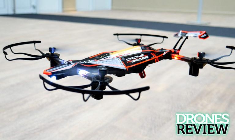 Ausführlicher Video-Testbericht zum Kyosho Drone Racer