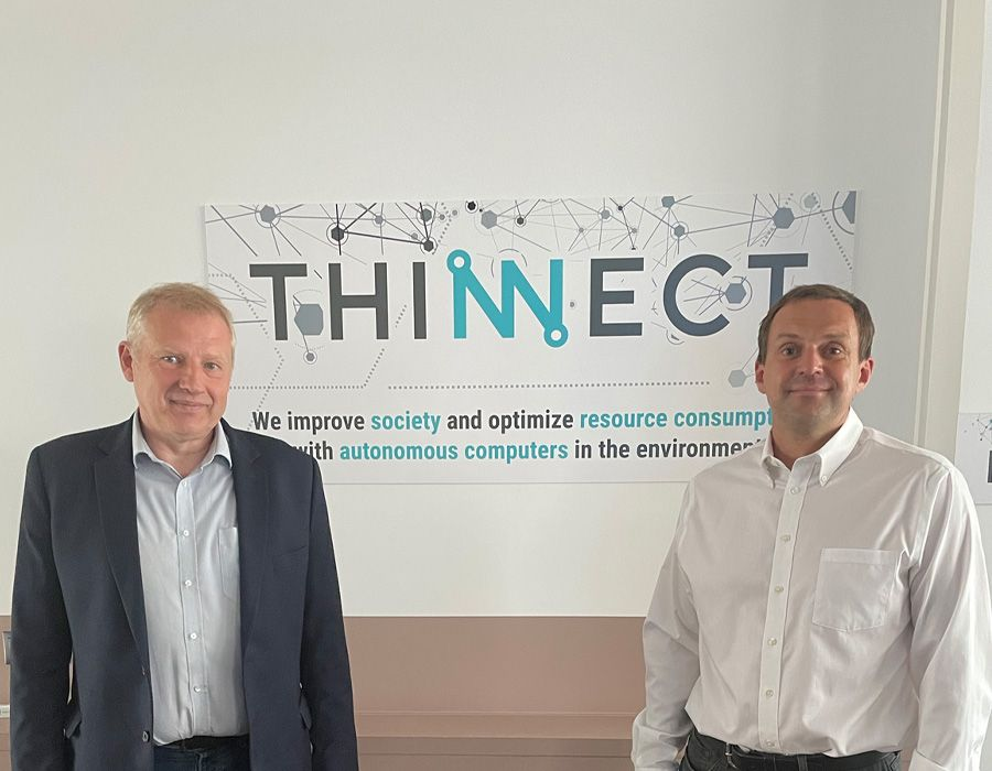 CybExer Technologies announces partnership with Thinnect