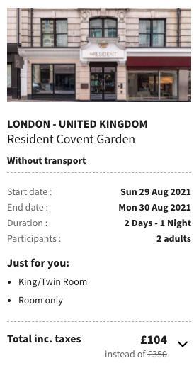 Partner Link voyageprive_uk_packages_affiliate