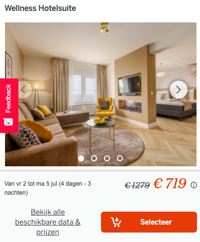 Partner Link centerparcs-nl