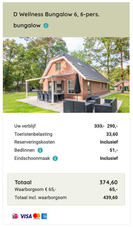Partner Link roompot-nl