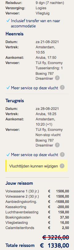 Partner Link tui-nl