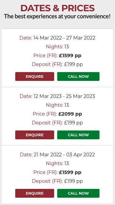 Partner Link travelcenter_uk_packages_direct