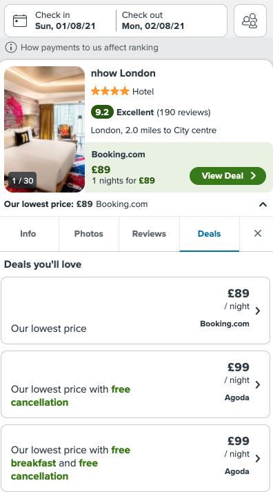 Partner Link trivago_uk_accommodations_affiliate