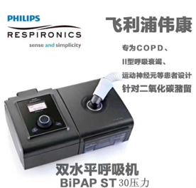 Phillps-Beatmungsgerät (Bi PAP S/T)