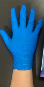Einweg-Latex-Handschuhe