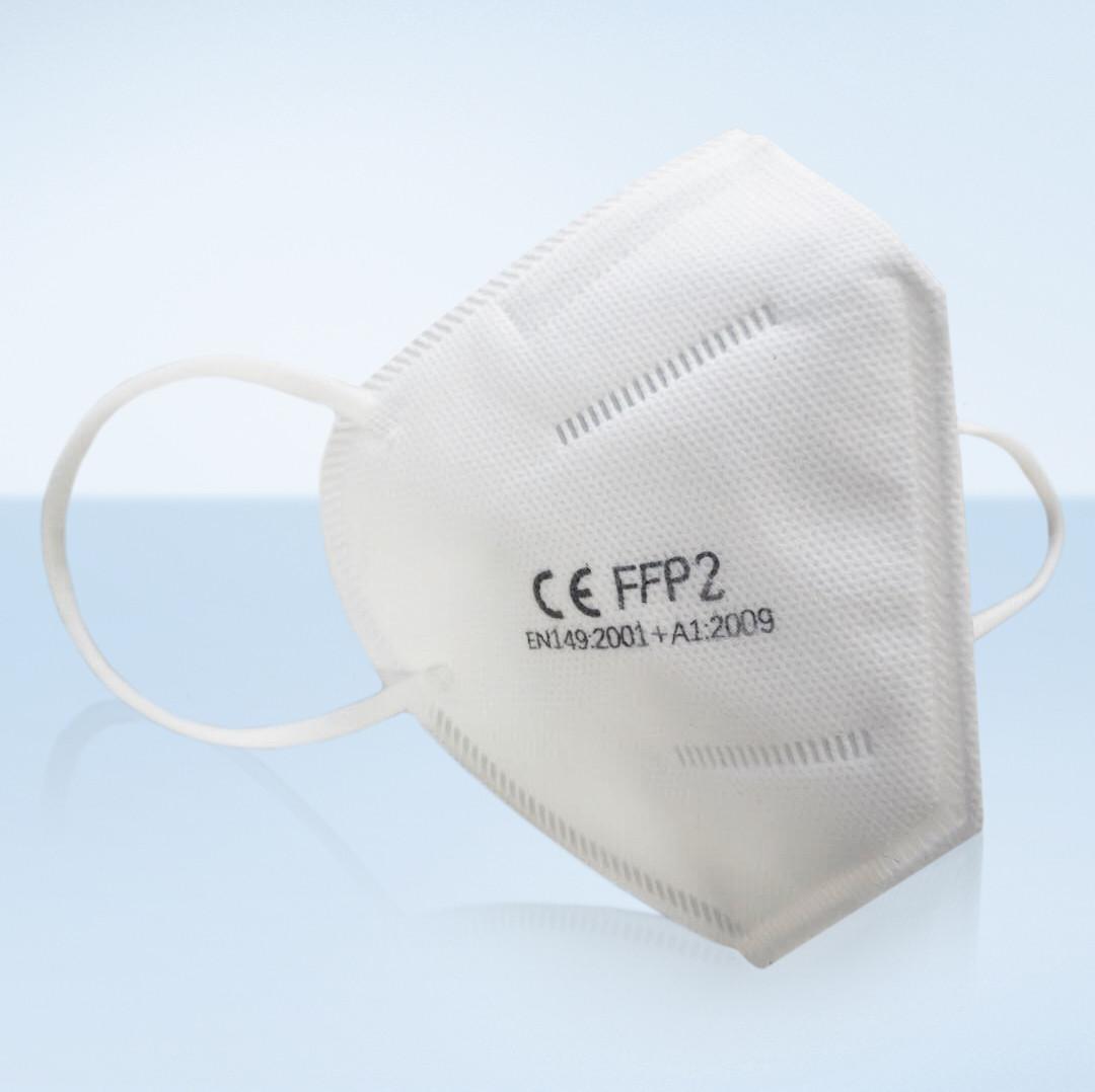 100 x Atemschutzmaske FFP2