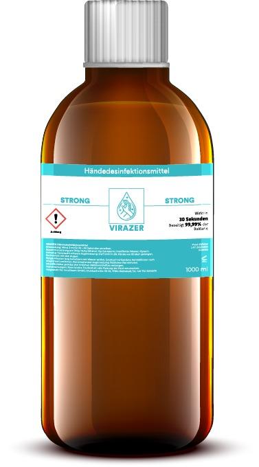 VIRAZER Desinfektionsmittel 1000ml (1L)