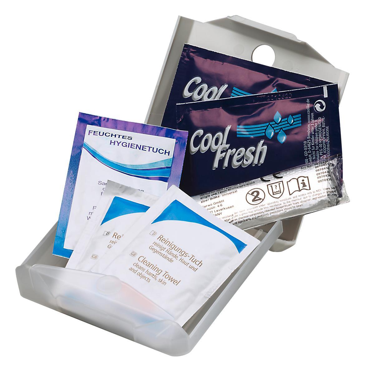 Travelbox Hygiene