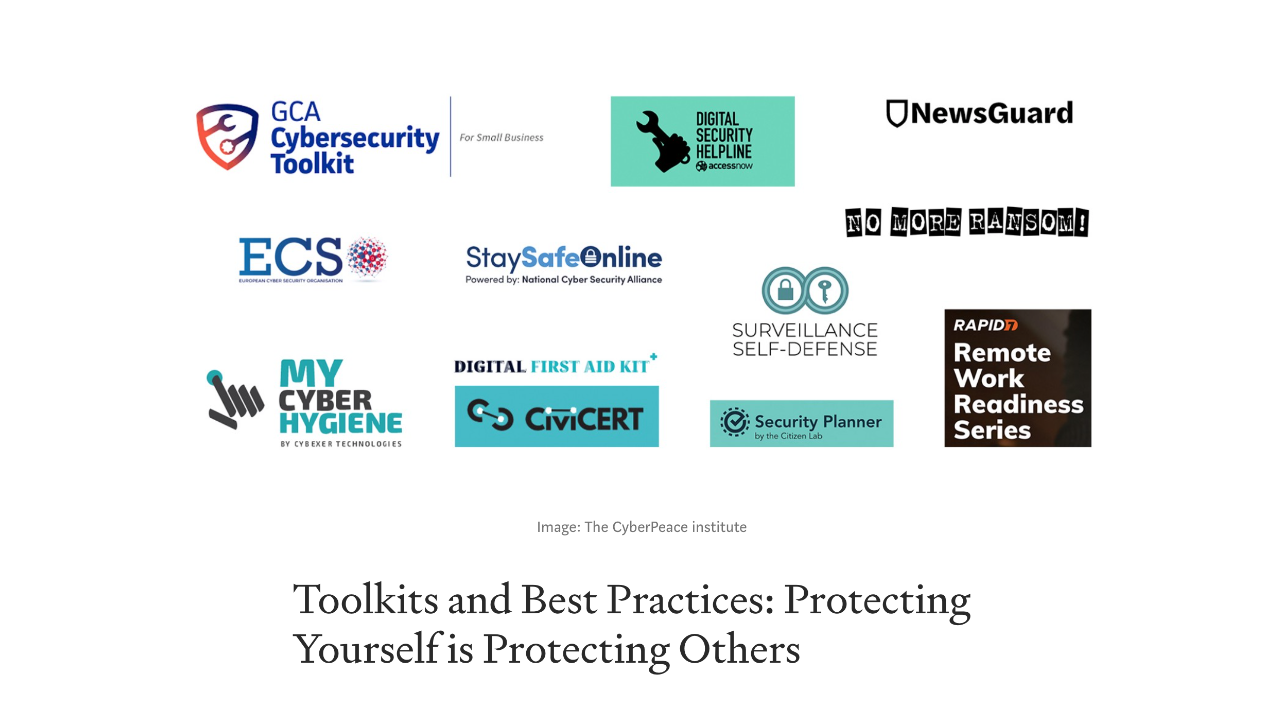 Mycyberhygiene.com has been picked as a noteworthy tool to fight cyber threats
