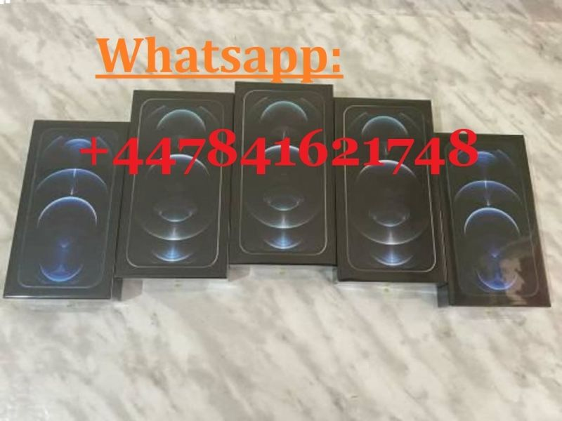 Apple iPhone 12 Pro Max, iPhone 12 Pro Whatsap +447841621748, iPhone 1 - zdjęcie 1