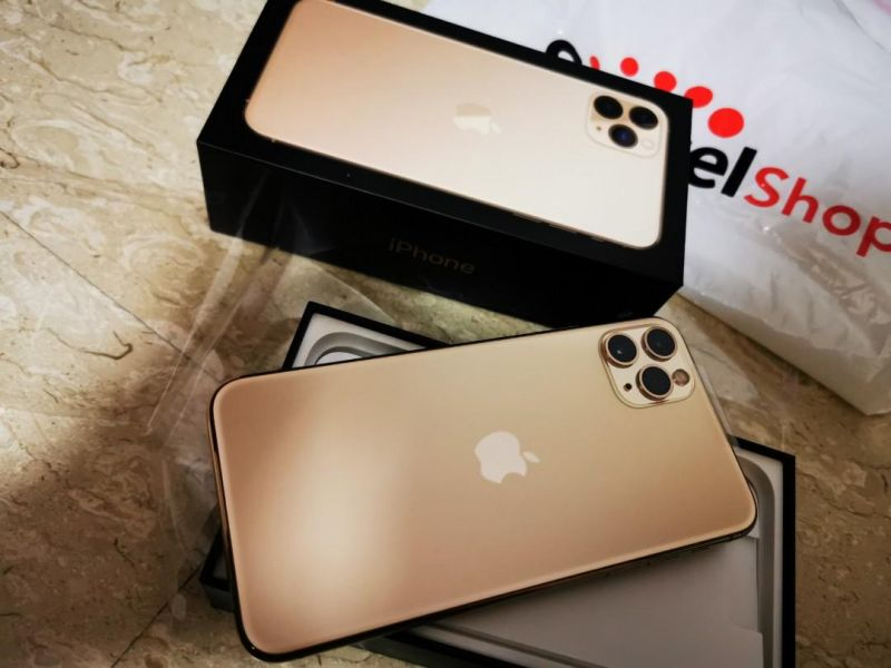 Apple iPhone 11 Pro 64GB = 400 EUR i iPhone 11 Pro Max 64GB = 430 EUR - zdjęcie 3