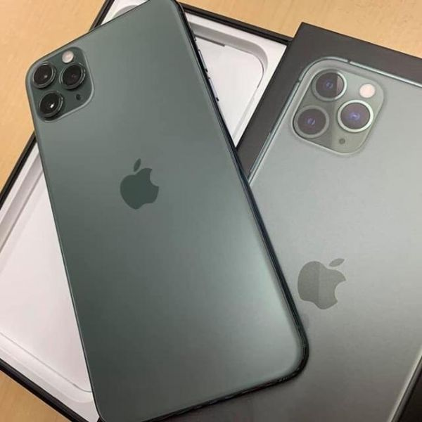 Apple iPhone 11 Pro 64 GB  500 dolarów, iPhone 11 Pro Max 64 GB  $550 - zdjęcie 1