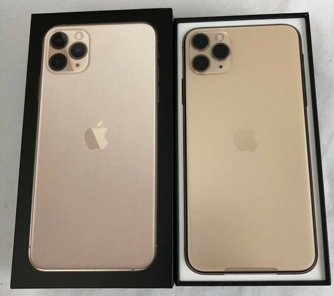 Apple iPhone 11 Pro 64 GB  500 dolarów, iPhone 11 Pro Max 64 GB  $550 - zdjęcie 5