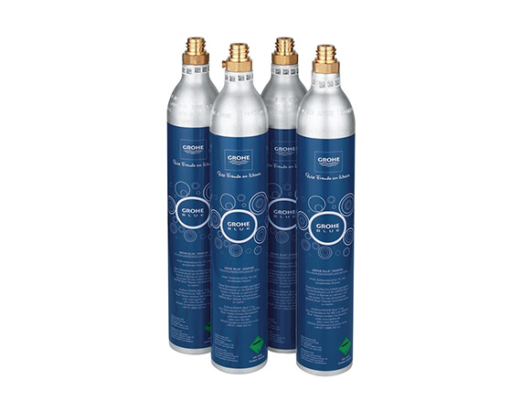 GROHE Blue CO2 bottles