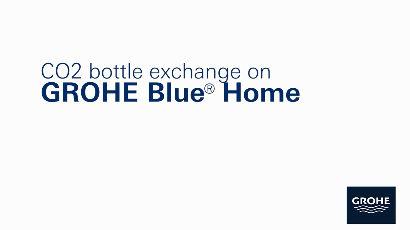 GROHE Blue CO2 bottles | KITCHEN ACCESSORIES | GROHE Shop Hungary