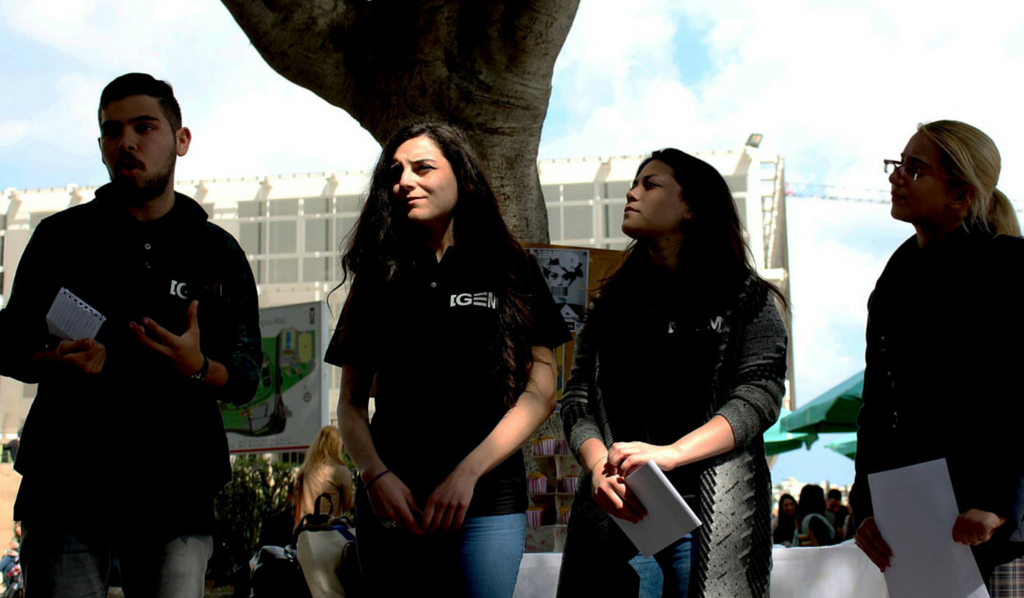 Launching GEM at the University of Malta (March 2016)