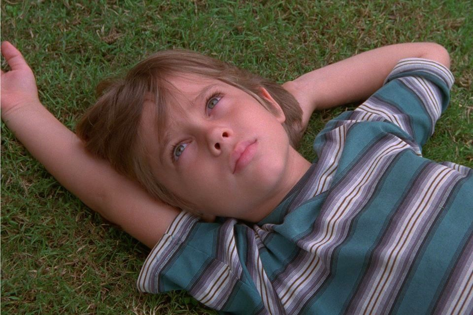 Boyhood film review
