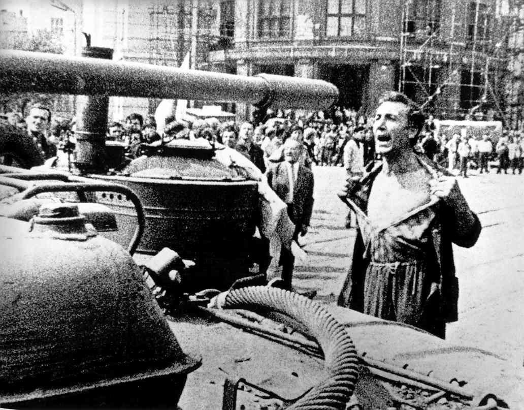 The Prague Spring.