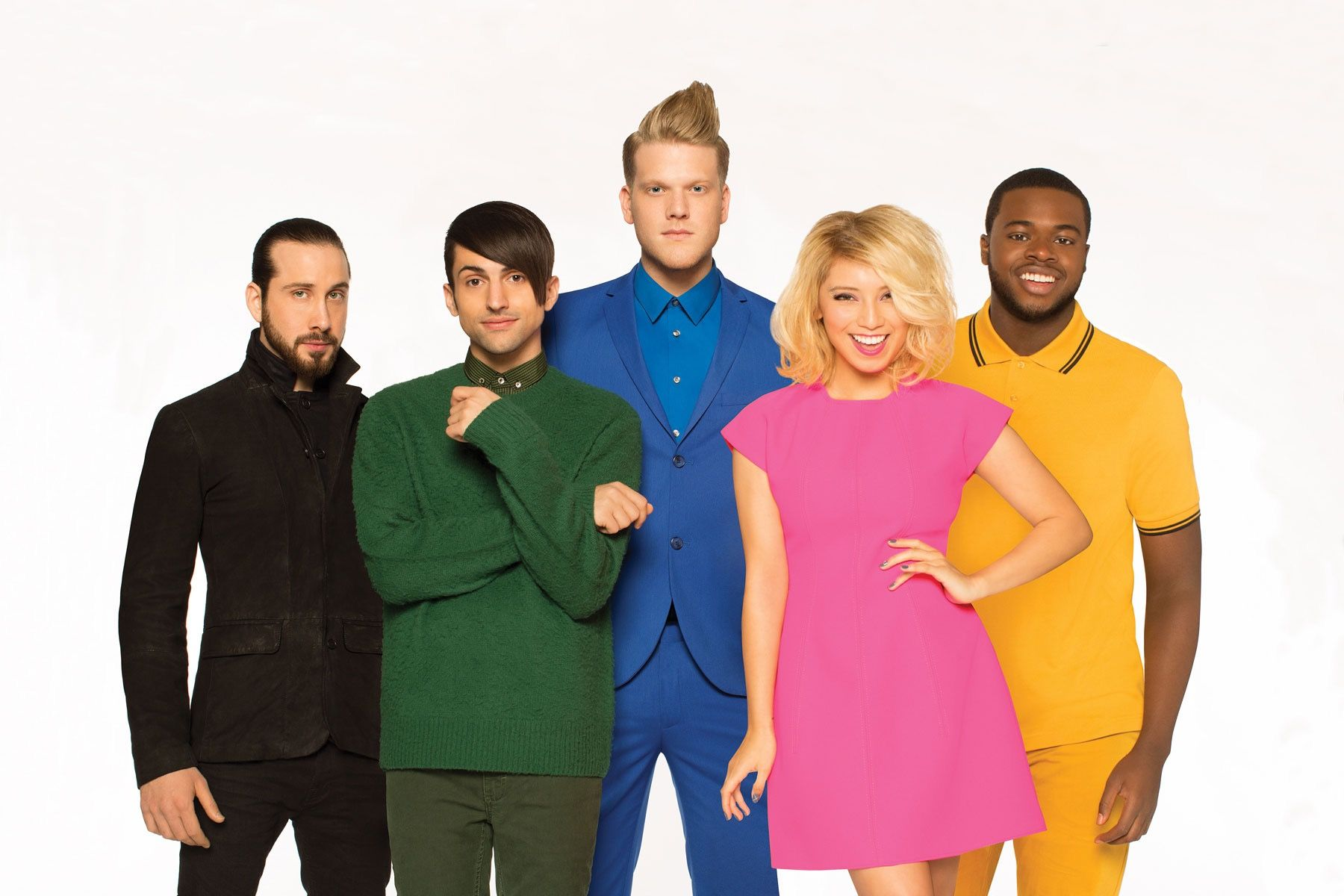 Pentatonix  The rise of A-cappella - Music – The Insiter