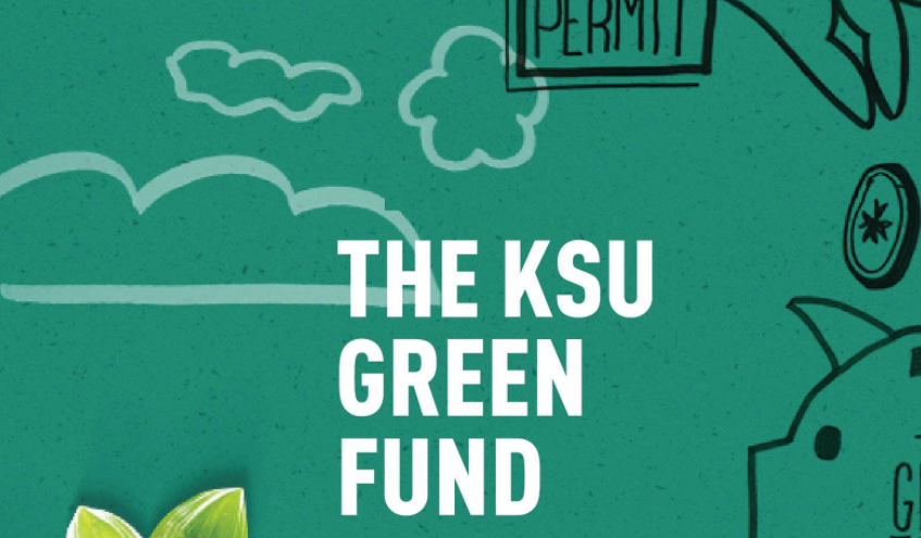 Green Fund Poster