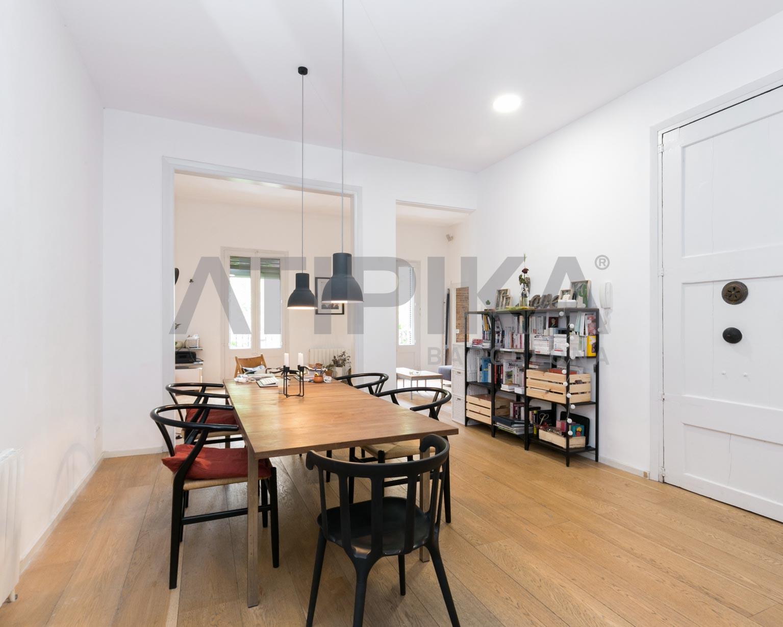 Espectacular vivienda de estilo danés junto a Enric Granados