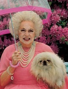 Photo Barbara Cartland