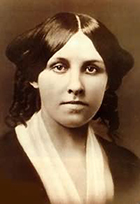 Foto Louisa May Alcott