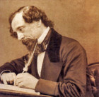 Photo Charles Dickens