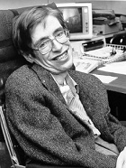 Photo Stephen Hawking
