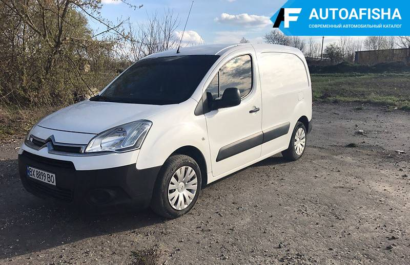 Citroen Berlingo груз. 66kWt A\\C 2012