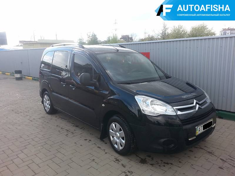Citroen Berlingo пасс. 2009