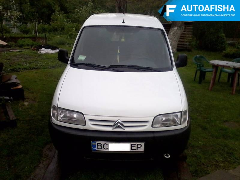 Citroen Berlingo пасс. 2000
