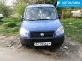 Fiat Doblo пасс. MAXI 1.9 2006