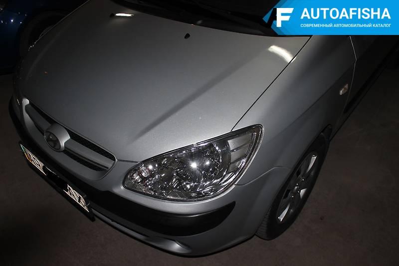 Hyundai Getz 1.6i TOP 2008