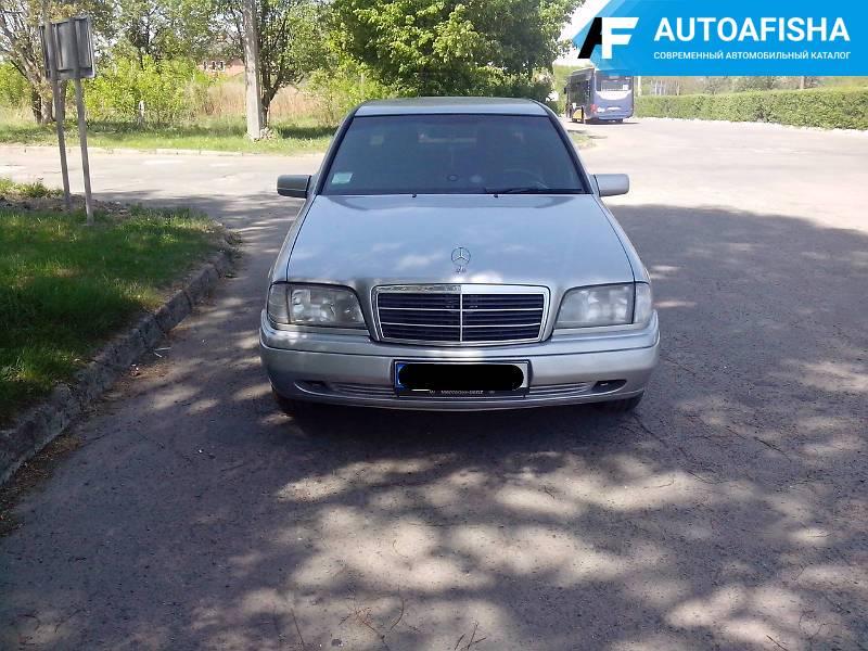 Mercedes-Benz 220 C-Class 1995