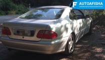 Mercedes-Benz CLK 200 2000