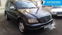 Mercedes-Benz ML 430 W 163 1999