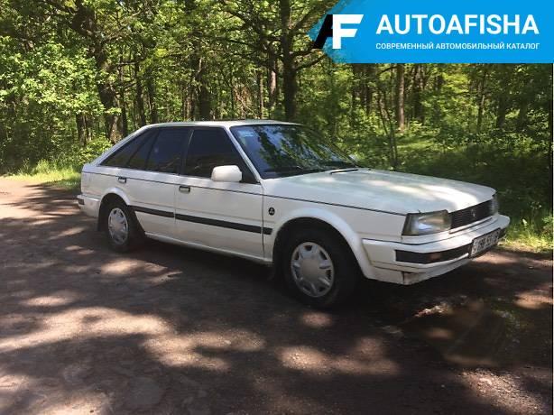 Nissan 160B Bluebird 1988