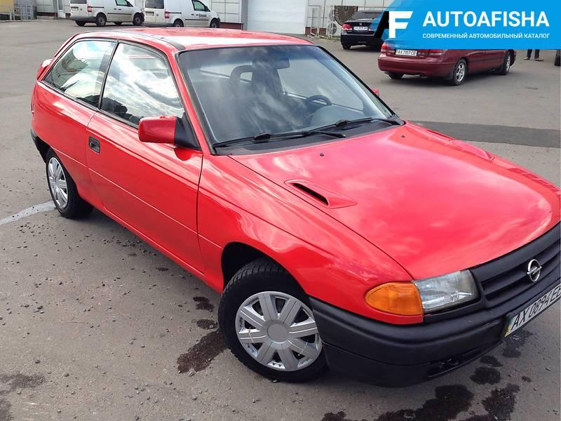 Opel Astra F 1993