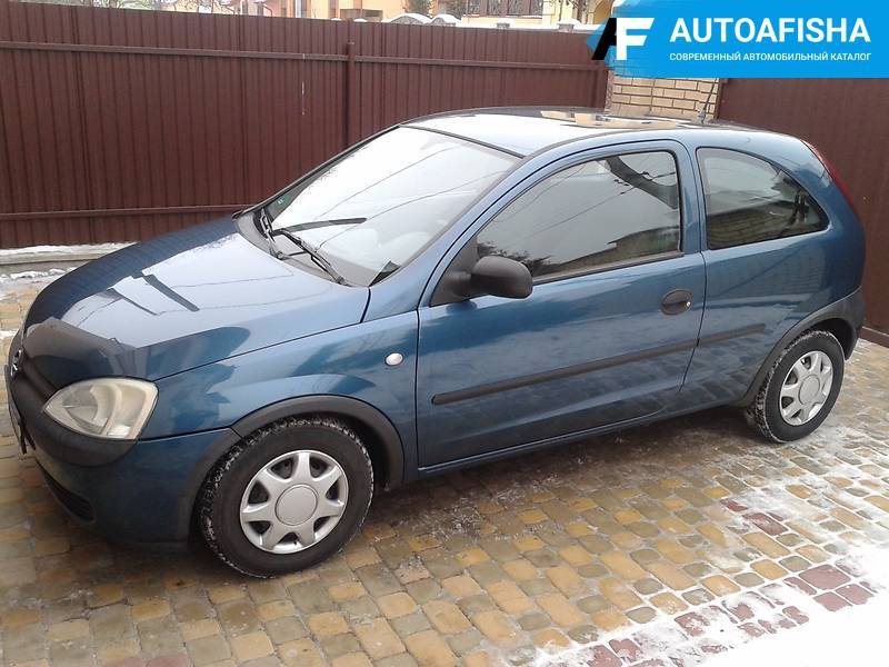 Opel Corsa 1.0i 2001