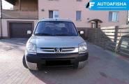 Peugeot Partner пасс. 2007