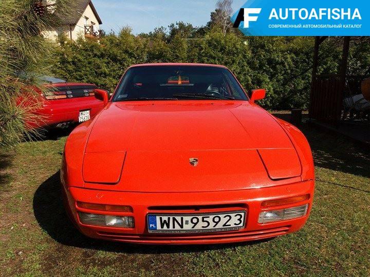 Porsche 924 1986